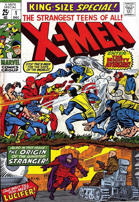 Uncanny X-Men v1 Annuals Free Download