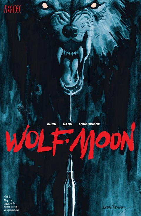 Wolf Moon #4 Free Download