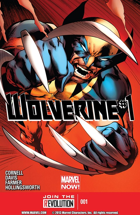 Wolverine v5 #1 – 13 + Extras Free Download
