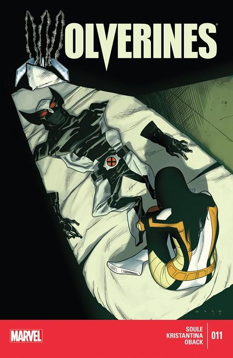 Wolverines #11 Free Download