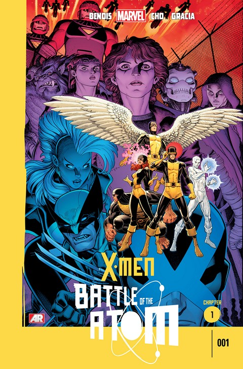 X-Men – Battle of the Atom Complete #1 -10 Free Download