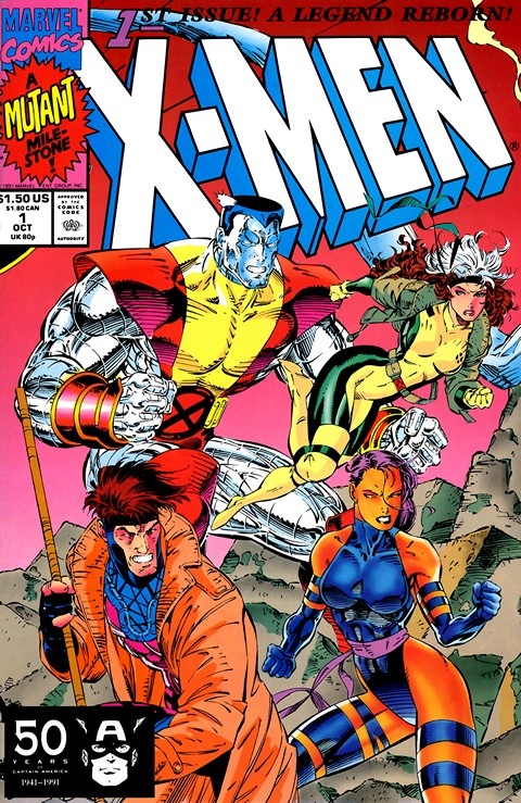 X-Men Legacy Complete #1 – 300 + Annuals & Extras (1991-2014)