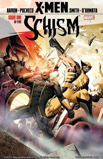 X-Men – Schism and Regenesis (Story Arc) (2011-2012)