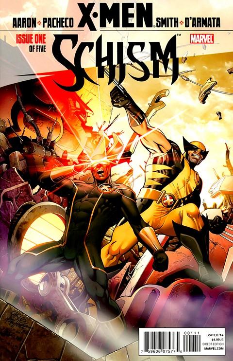 X-Men – The Complete Schism & Regenesis Free Download