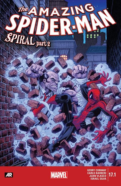 Amazing Spider-Man #17.1