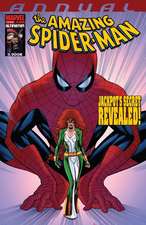 Amazing Spider-Man Annual Vol 1 #35