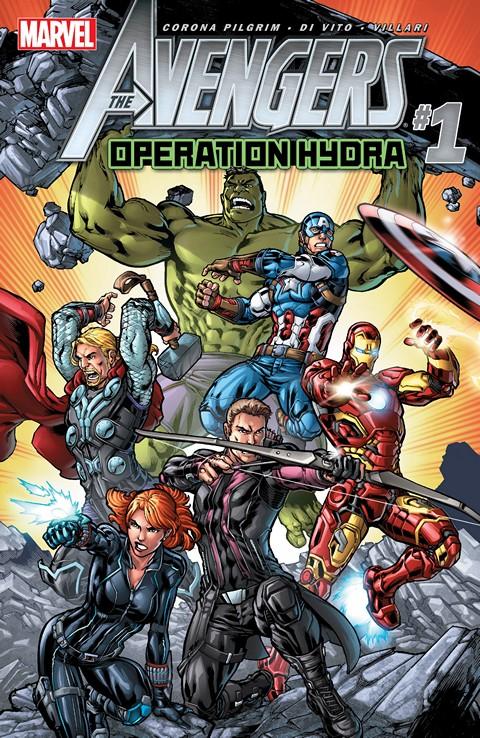 Avengers – Operation Hydra #1 (2015)