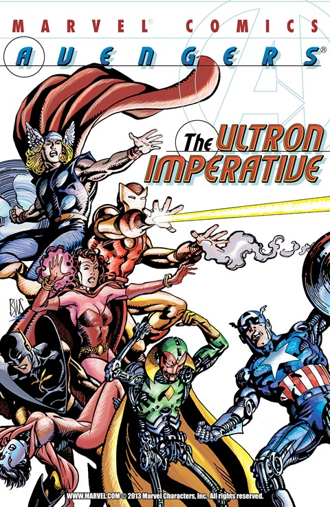 Avengers – The Ultron Imperative #1
