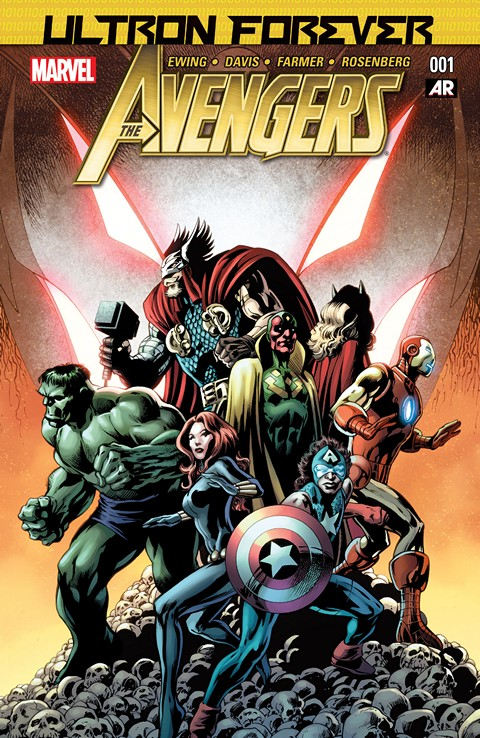 Avengers – Ultron Forever #1 Free Download