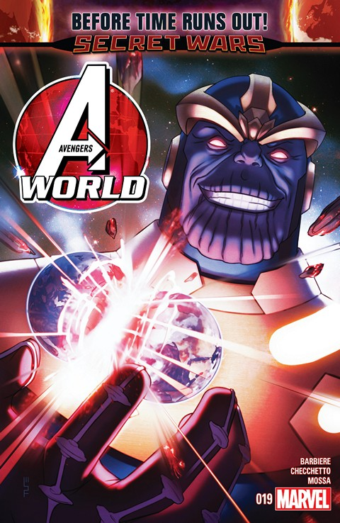 Avengers World #19 Free Download