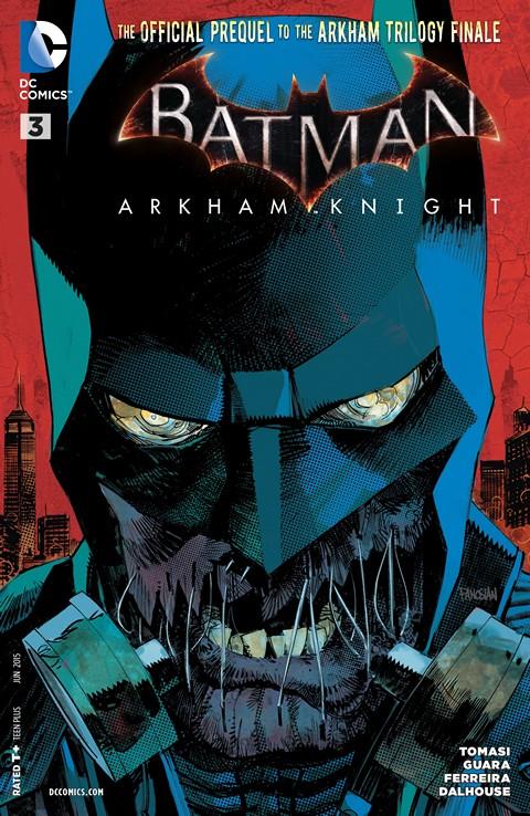Batman – Arkham Knight #1 – 10