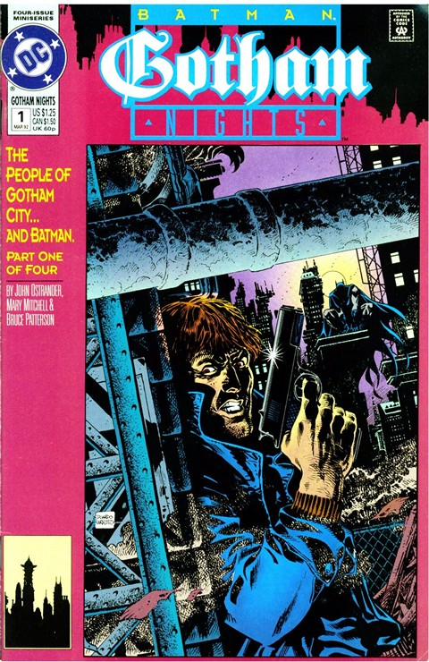 Batman – Gotham Nights #1 – 4 (1992)