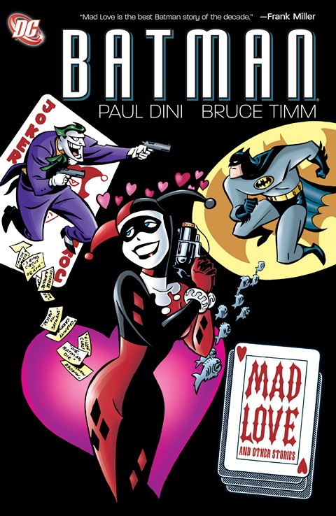 Batman – Mad Love and Other Stories Free Download