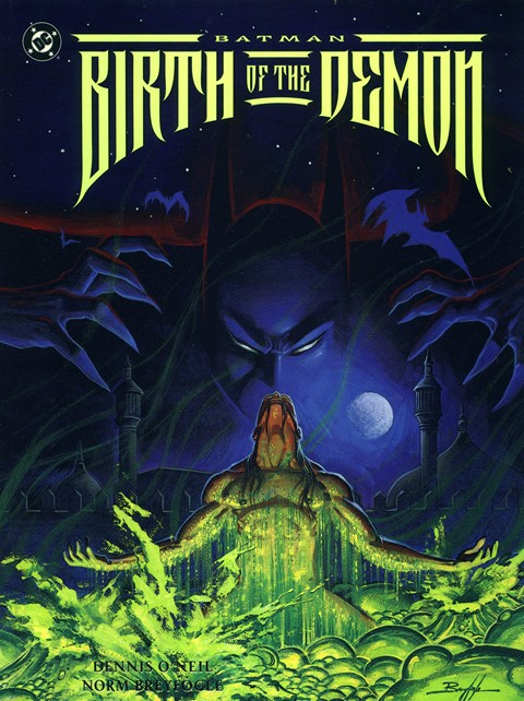 Batman – Son, Bride & Birth of the Demon