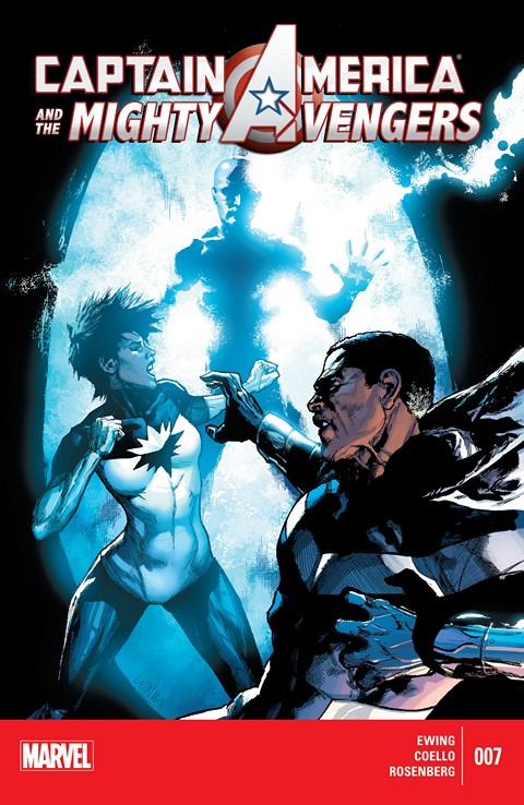 Captain America and the Mighty Avengers #7 Free Download