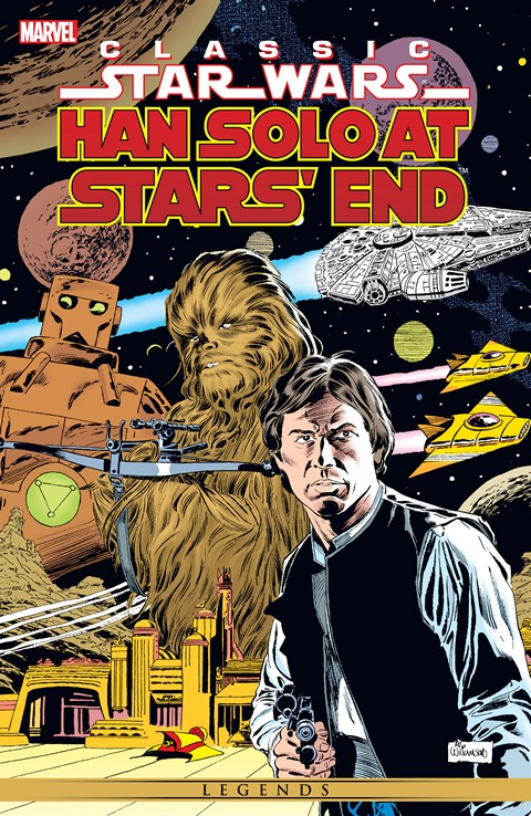 Classic Star Wars: Han Solo at Stars' End (Marvel Edition) (2015)