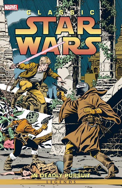 Classic Star Wars (Marvel Edition) (Collection) (2015)
