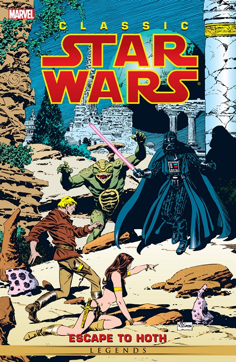 Classic Star Wars Vol. 3 (Marvel Edition)