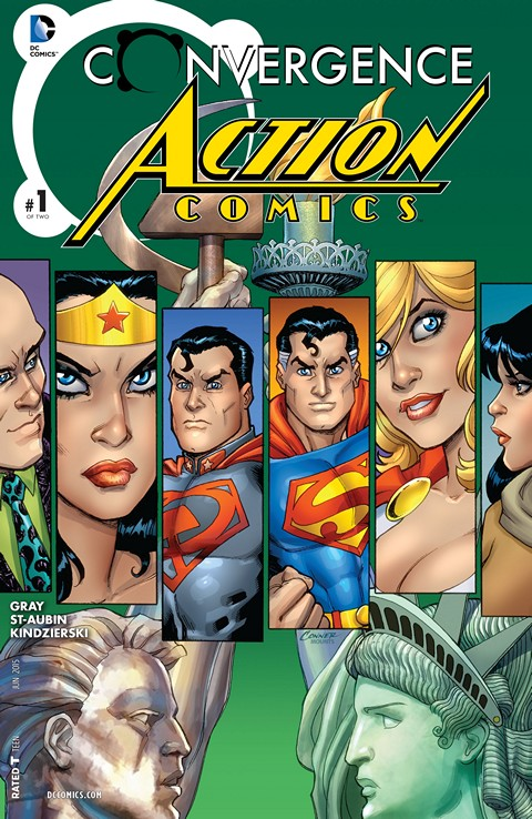 Convergence – Action Comics #1