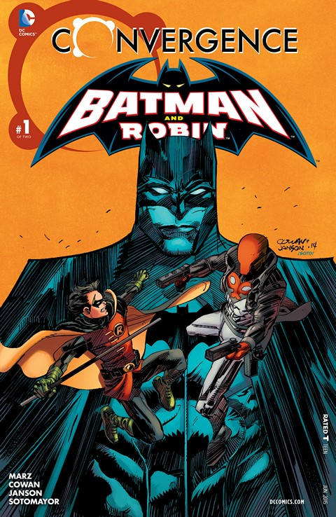 Convergence – Batman and Robin #1 Free Download