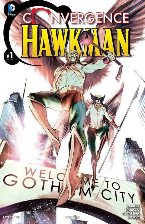 Convergence – Hawkman #1