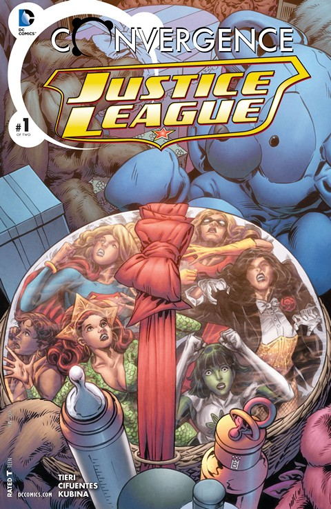 Convergence – Justice League #1 Free Download