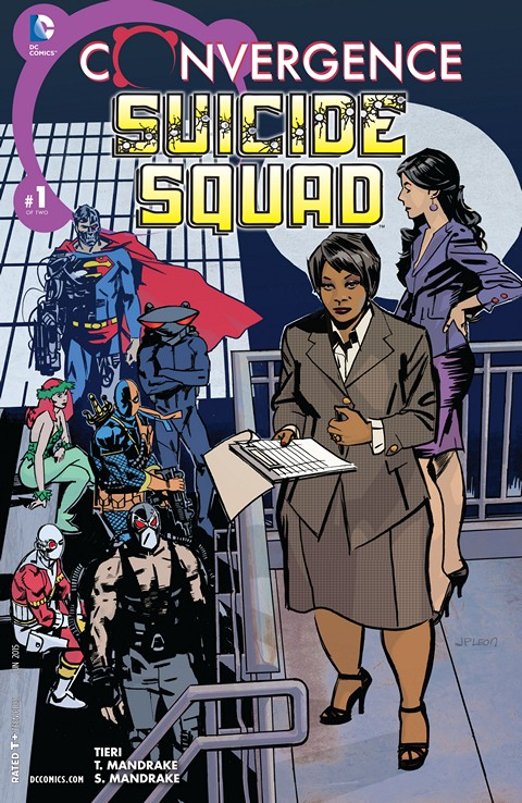 Convergence – Suicide Squad #1 Free Download