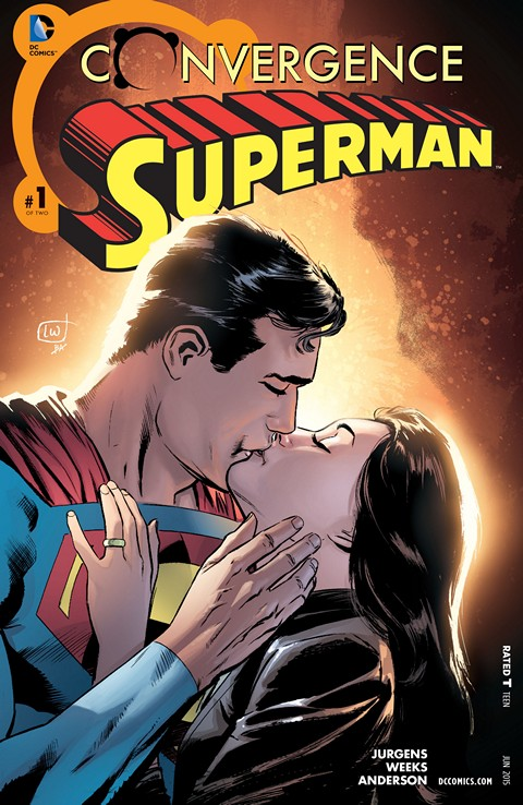 Convergence – Superman #1 Free Download