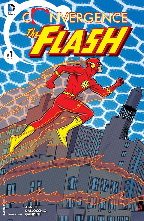 Convergence – The Flash #1