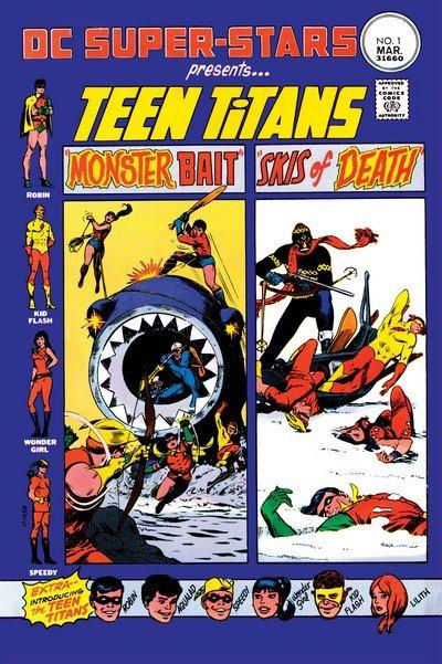 DC Super-Stars #1 – 18 (1976-1978)
