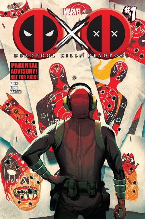 Deadpool Kills Deadpool #1 – 4 + TPB (2013)