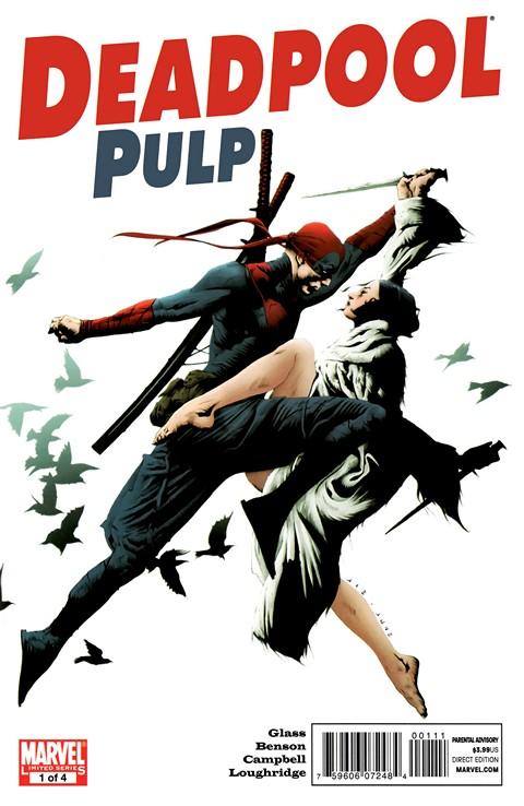 Deadpool Pulp #1 – 4