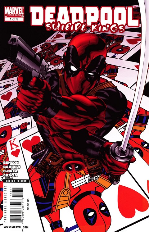 Deadpool – Suicide Kings #1 – 5