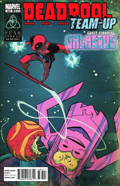 Deadpool Team-Up #883 – 899 (2009-2010)