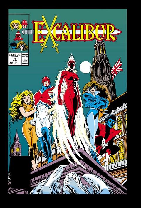 Excalibur Vol. 1 – 3 + New Excalibur (Collection) (1988-2007)