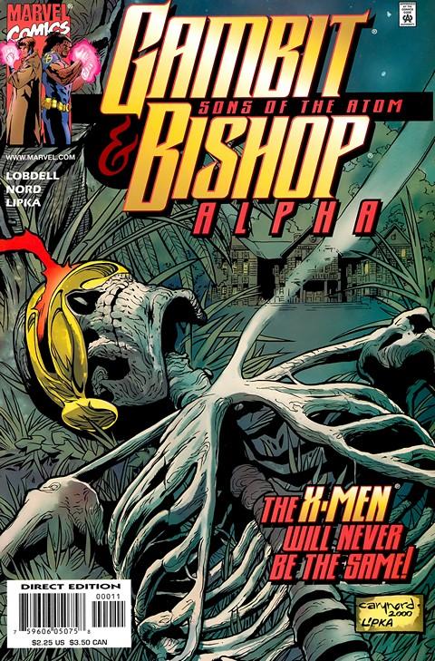 Gambit & Bishop – Sons of the Atom #1 – 6