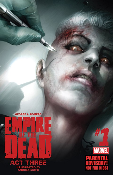 George Romero's Empire of the Dead – Act Three #1 Free Download