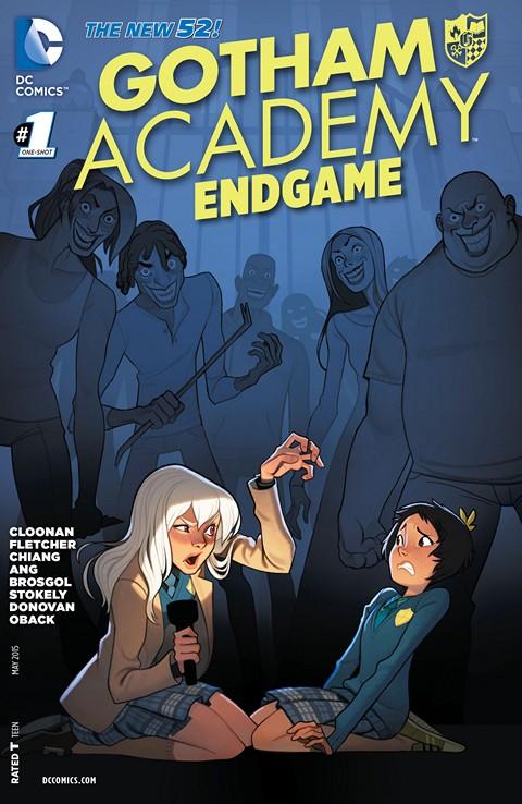 Gotham Academy – Endgame #1 Free Download