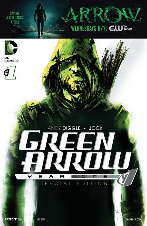 Green Arrow – Year One – Special Edition #1