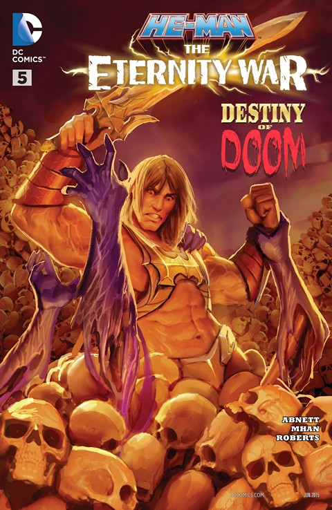 He-Man – The Eternity War #5