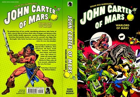John Carter – Warlord Of Mars (TPB) (2011)