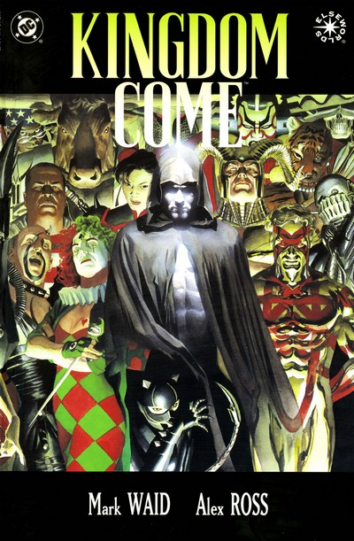 Kingdom Come #1 – 4 (1996)