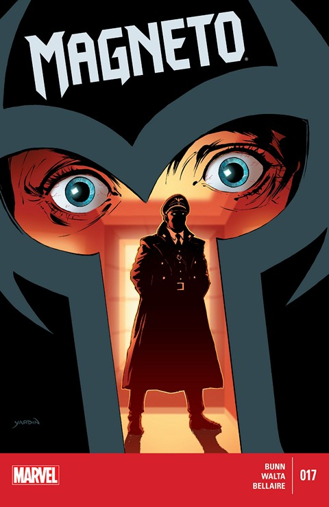 Magneto #17 Free Download