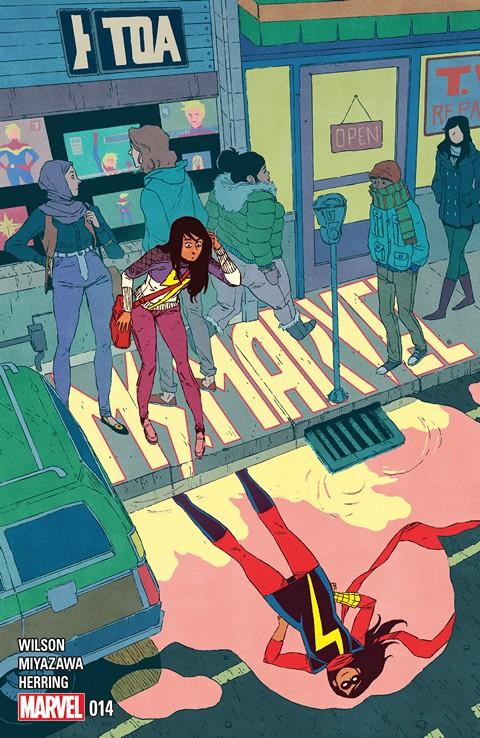Ms. Marvel #14 Free Download