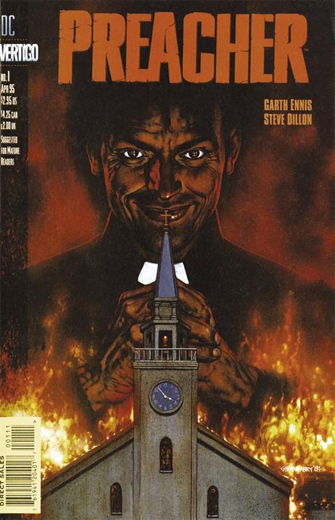 Preacher #1 – 66 + Specials (1995-2000)