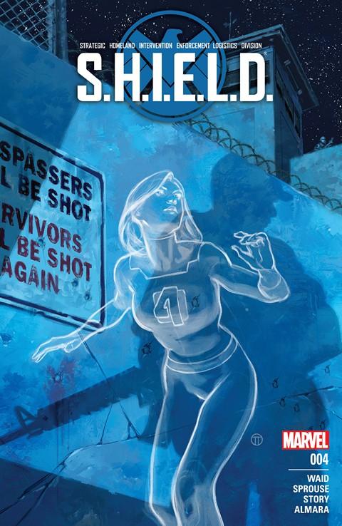 S.H.I.E.L.D. #4 Free Download