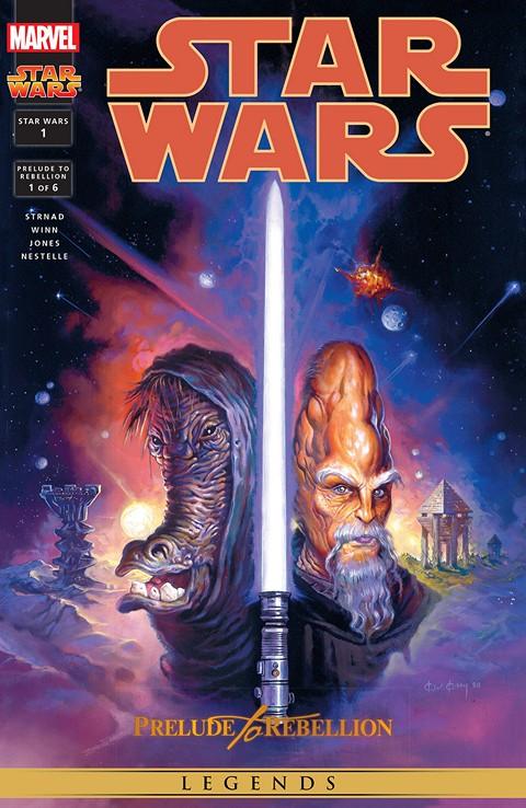 Star Wars Vol. 1 #1 – 45 (1998-2002)