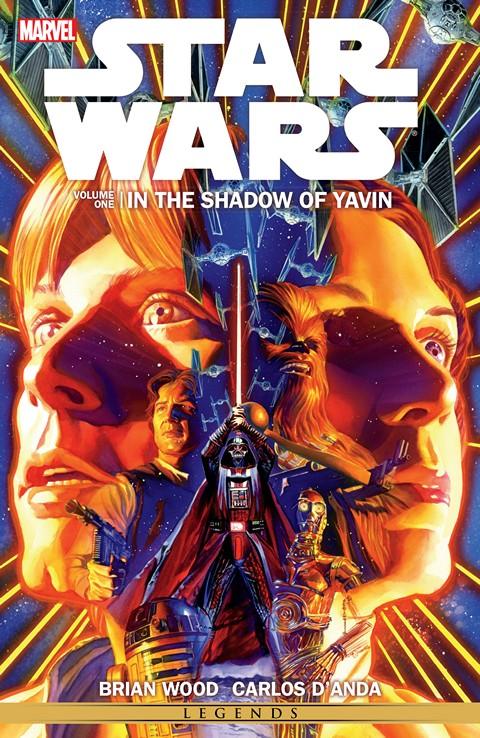 Star Wars Vol. 1 – In The Shadow Of Yavin (Marvel Edition) (2015)