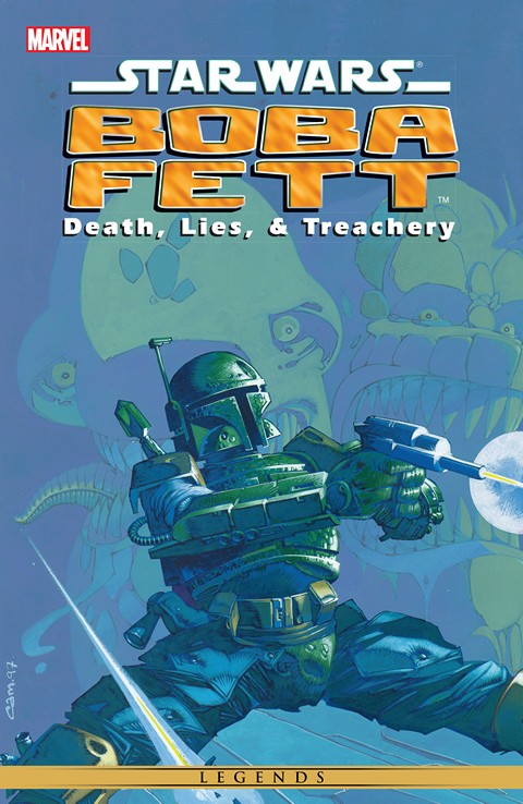 Star Wars – Boba Fett: Death, Lies, and Treachery (Marvel Edition)