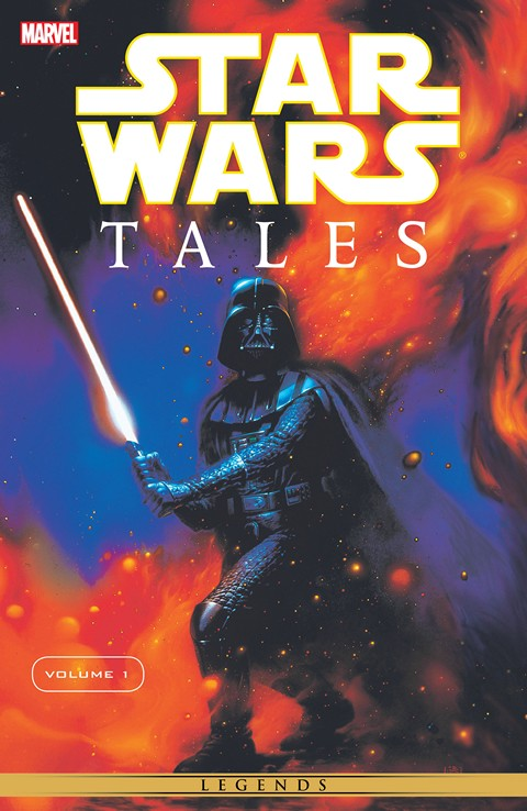 Star Wars Tales Vol. 1 (Marvel Edition)
